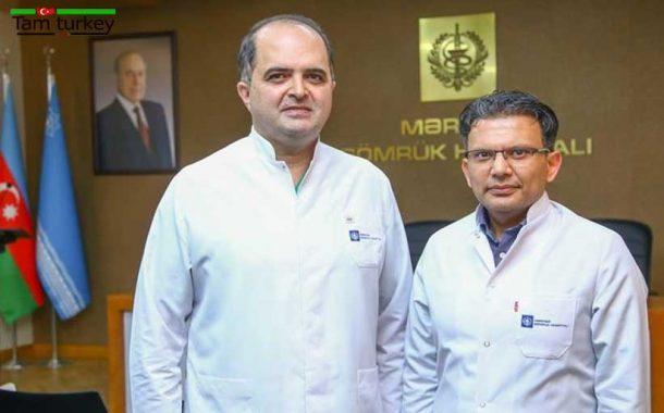 نخستین جراحی همزمان بای پس قلب و پیوند کبد بر روی یک کودک در آذربایجان