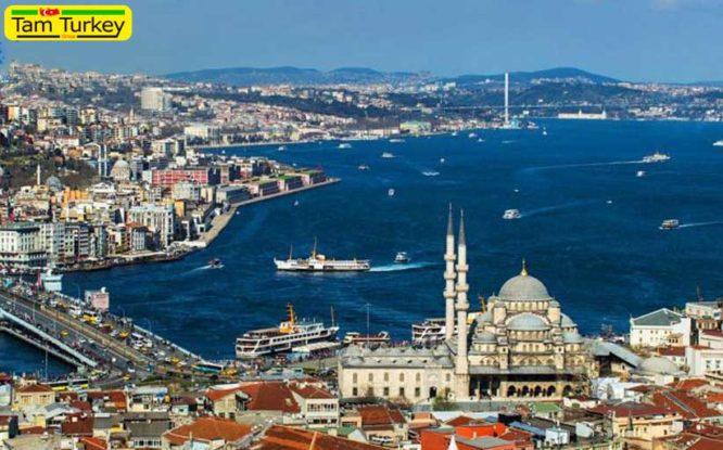 نمایندگان املاک ترکیه و ایران در استانبول گردهم میآیند