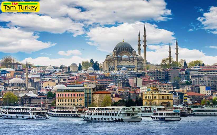 مردم و زندگی در استانبول
