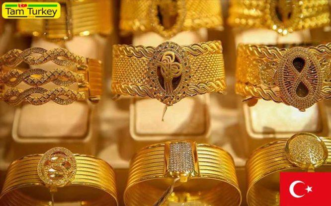 نرخ روز ارز و طلا در بازار استانبول