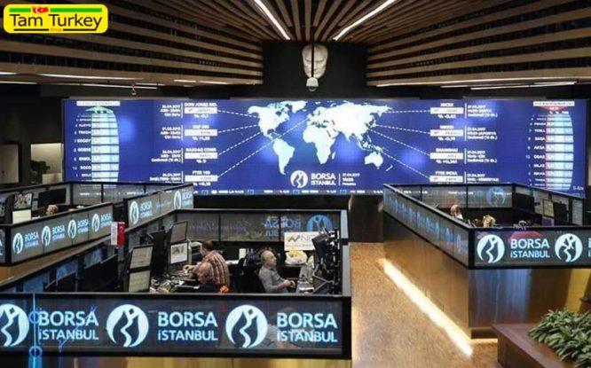 معاملات بورس استانبول با روند صعودی پایان یافت