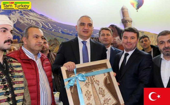 بیستوچهارمین نمایشگاه بینالمللی گردشگری استانبول آغاز شد