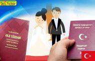 شرایط اخذ شهروندی ترکیه از طریق ازدواج
