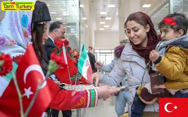 ترکیه همچنان مهمترین مقصد گردشگران ایرانی است