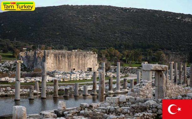 گهواره تمدنهای آناتولی شهر باستانی پاتارا