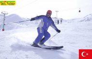 رونق پیستهای اسکی در ترکیه