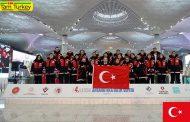 چهارمین تیم تحقیقاتی ترکیه عازم قطب جنوب شد