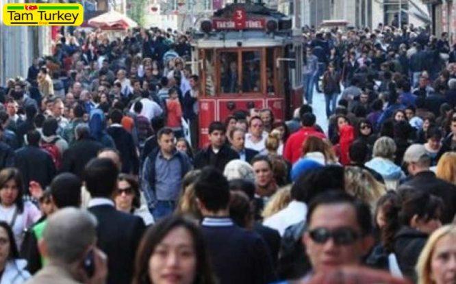 جمعیت استانبول از 15.5 میلیون نفر فراتر رفت