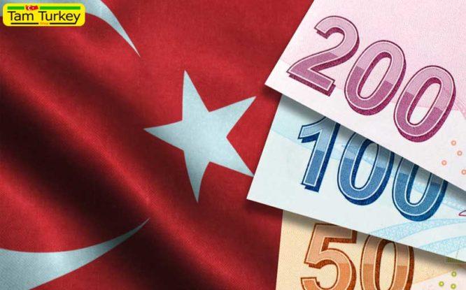 کاهش نرخ بهره در ترکیه به کمتر از 10 درصد