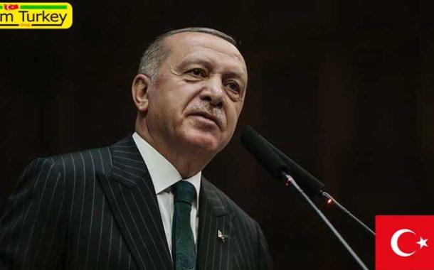پیام تبریک اردوغان به مناسبت عید نوروز
