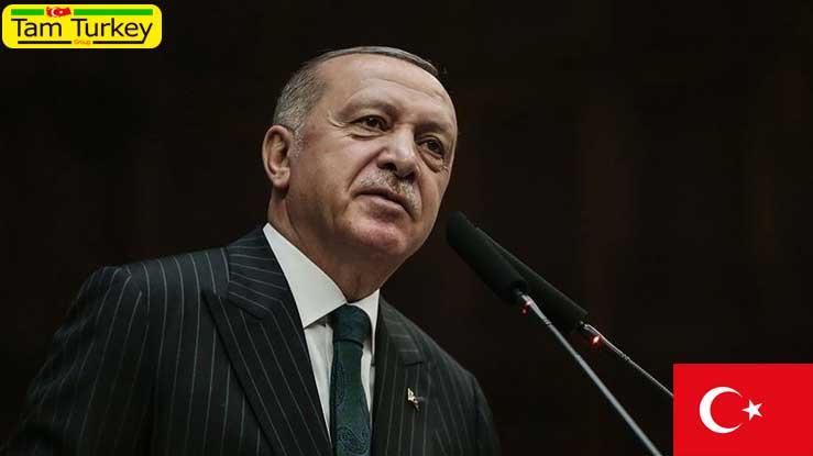 اردوغان: تمدید تدابیر و محدودیتها تا پایان رمضان دارد