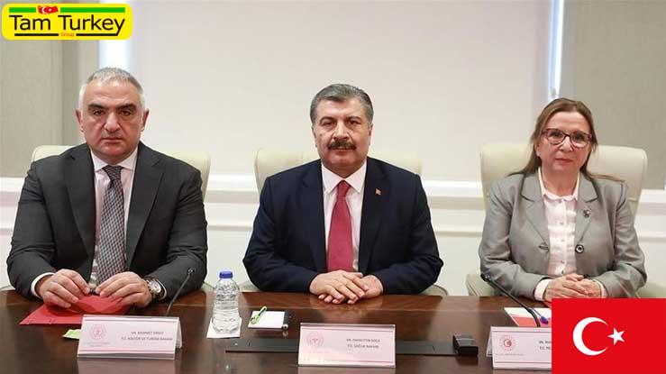 وزیر بهداشت ترکیه : تدابیر پیشگیرانه ما از کرونا قویتر است