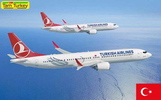 توقف پروازهای ترکیه به برخی کشورها برای پیشگیری از ویروس کرونا
