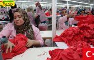 افزایش 2.5 برابری صادرات پوشاک ترکیه به چین