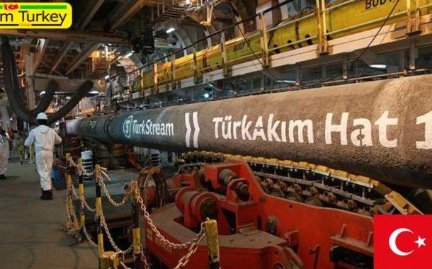 ادامه صدور گاز طبیعی روسیه از طریق جریان ترک به اروپا