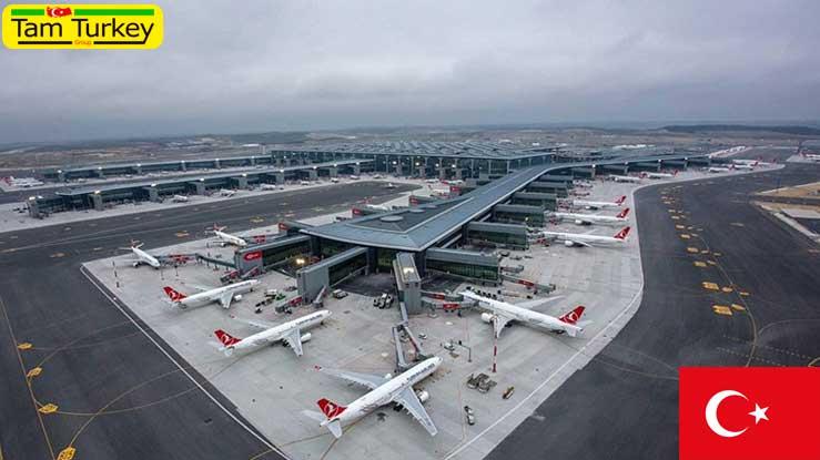 تقویم پروازی ترکیه مشخص شد