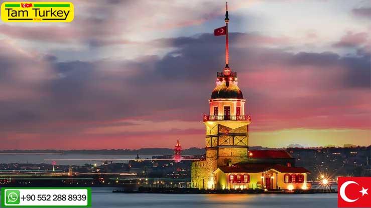 آزمایش کرونا از گردشگرانی که به ترکیه میآیند