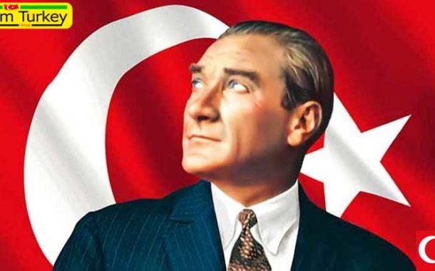 بزرگداشت عید جمهوریت در سراسر ترکیه