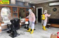 صدور اجازه فعالیت و قوانین جدید آرایشگاههای ترکیه