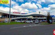 خرید سهام فرودگاه آلماتی قزاقستان توسط ترکیه