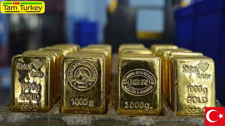 نرخ ارز و طلا در بازار استانبول