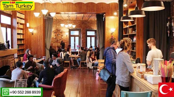 بهترین کافه های استانبول کدامند؟