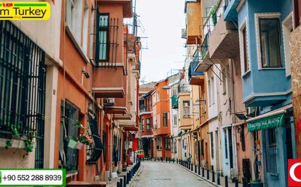 بهترین مسیرهای استانبول برای پیاده روی