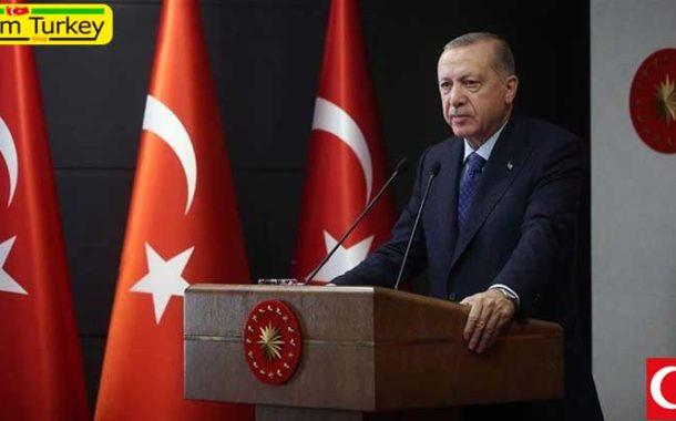 لغو مقررات منع تردد توسط رئیسجمهوری ترکیه