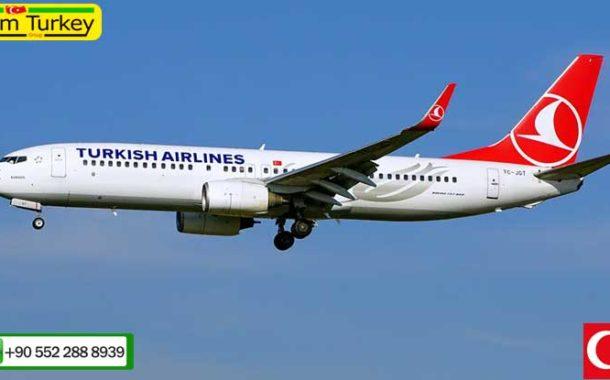 آغاز پروازهای خارجی ترکیش ایرلاینز