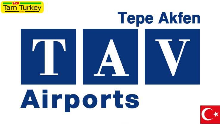 شرکت تاو ایرپورت هولدینگ TAV Airports Holding