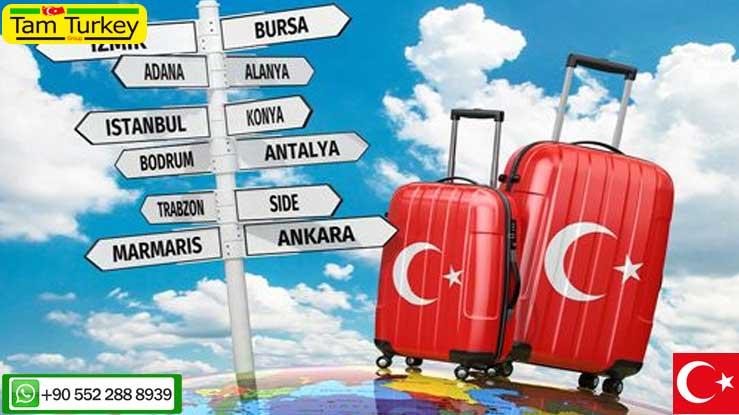 بزودی ترکیه آماده پذیرش گردشگران خارجی میشود