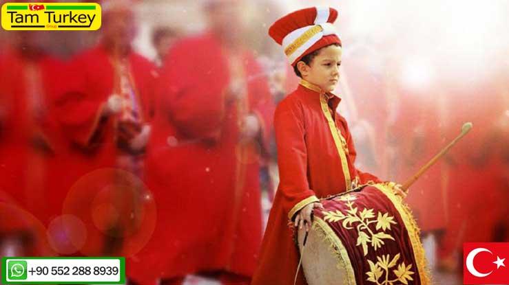 4 فستیوال معروف ترکیه