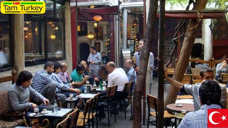 اجازه فعالیت رستورانهای ترکیه تا ساعت 22