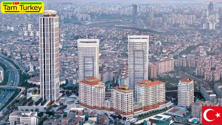پروژه اعمار استانبول | EMAAR ISTANBUL