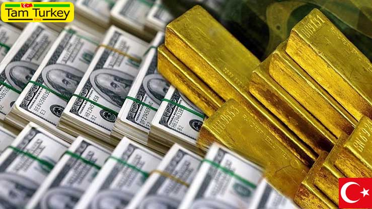 نرخ ارز و طلا در بازار آزاد استانبول 17 نوامبر 2020