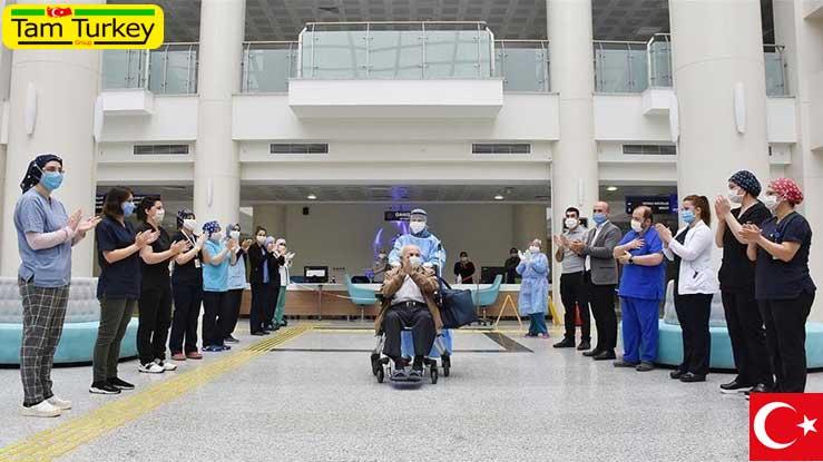 درهای بیمارستانهای ترکیه به روی ملاقاتکنندگان باز میشود