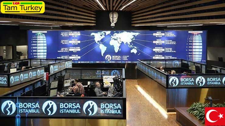 معاملات امروز بورس استانبول 11 ژوئن