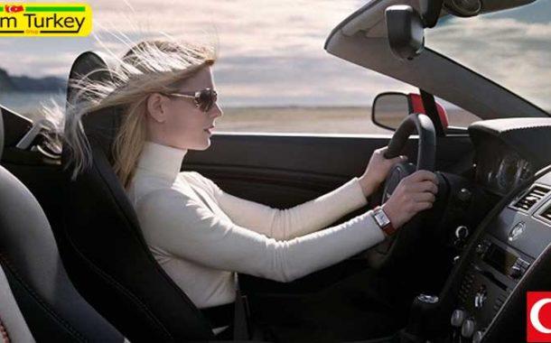 اصلاح قانون گواهینامه رانندگی در ترکیه