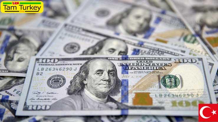 کاهش قیمت دلار در بازار تهران