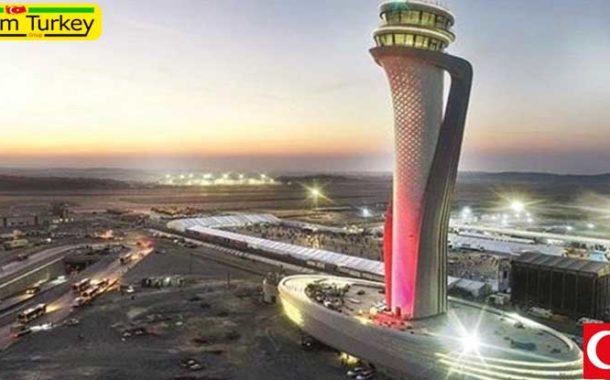 شروع مجدد پروازهای بینالمللی در فرودگاه استانبول
