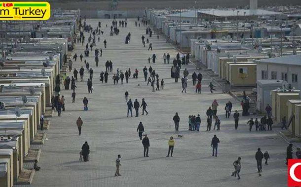 ترکیه میزبان بیشترین پناهجو در جهان