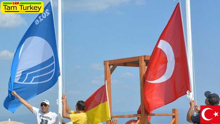 آیا میدانید که ترکیه دارای 486 پلاژ پرچم آبی میباشد؟