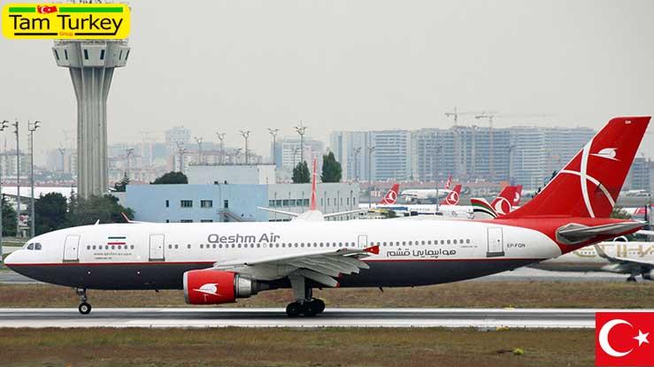 برقراری پروازهای تهران به استانبول برای دارندگان اقامت ترکیه