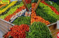 افزایش صادرات میوه و سبزیجات تازه ترکیه