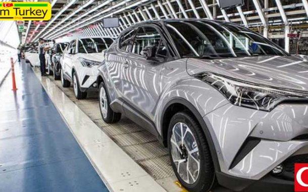 ترکیه فروش خودرو در اروپا را افزایش داد