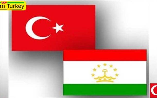 ترکیه دومین مقصد صادرات کالاهای تجاری تاجیکستان