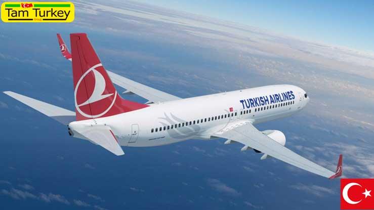 شروع مجدد پروازهای ترکیش ایرلاینز به افغانستان