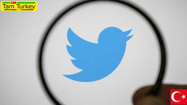 توییتر بیش از 7 هزار حساب کاربری ترکیه را حذف کرد