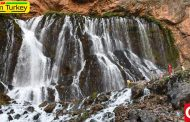 آبشارهای کاپوزباشی ترکیه جلوه ناب طبیعت