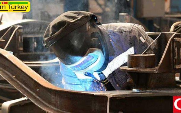 افزایش شاخص تولید صنایع ترکیه در ماه می